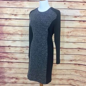 Ann Taylor Loft sheath ponte dress